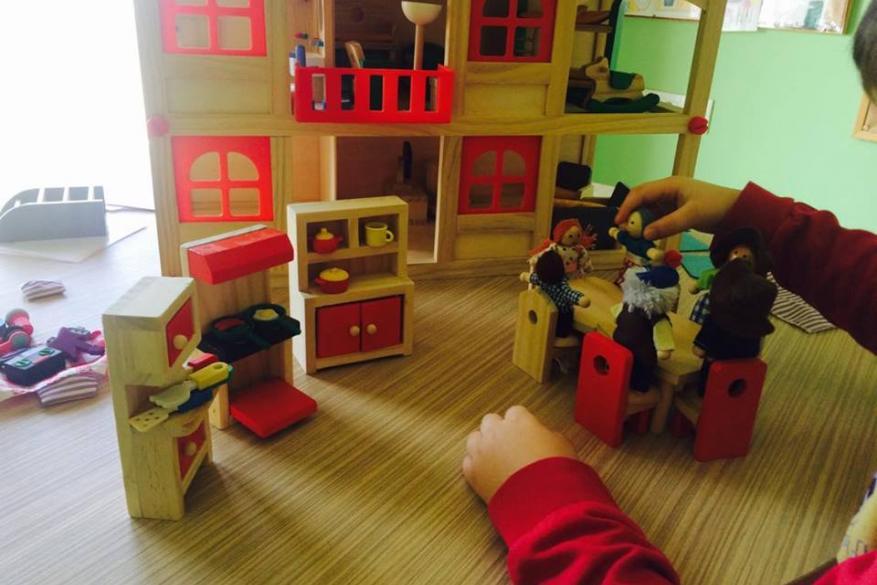 Η αξία του συμβολικού παιχνιδιού στην ανάπτυξη του παιδιού.